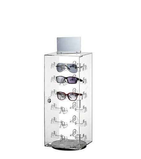 櫥窗眼鏡架