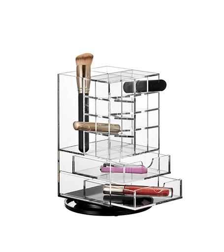 Rotating Lipstick Rack