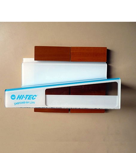 SF076 Slatwall Shelf For Shoe