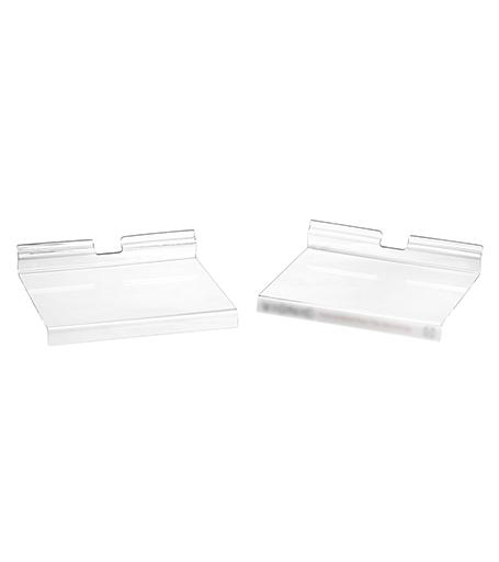 Double Slatwall Shelf