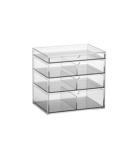 SF096 Model of Four Drawers Organizer