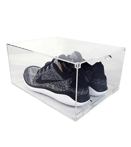 SF108 Acrylic Shoe Box
